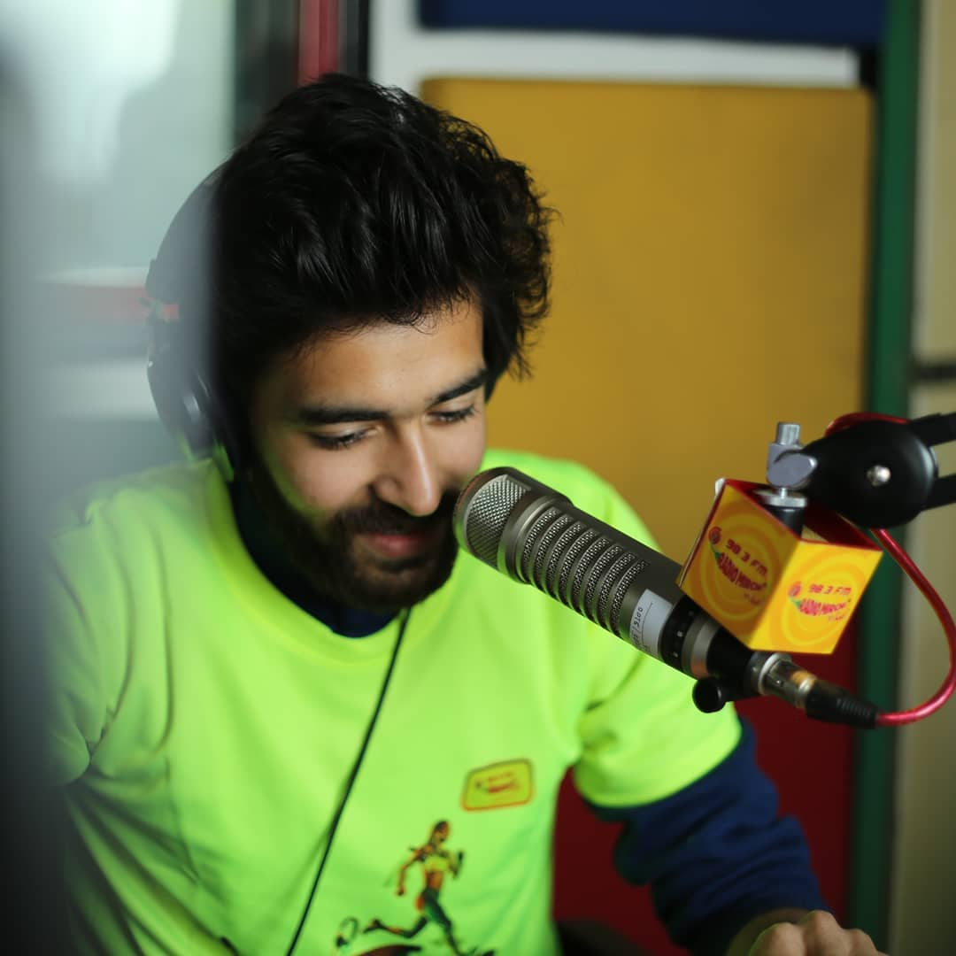 RJ Himanshu- From Indore to Radio Mirchi