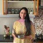 Masterchef Uma Raghuraman-'Chef de Mom'