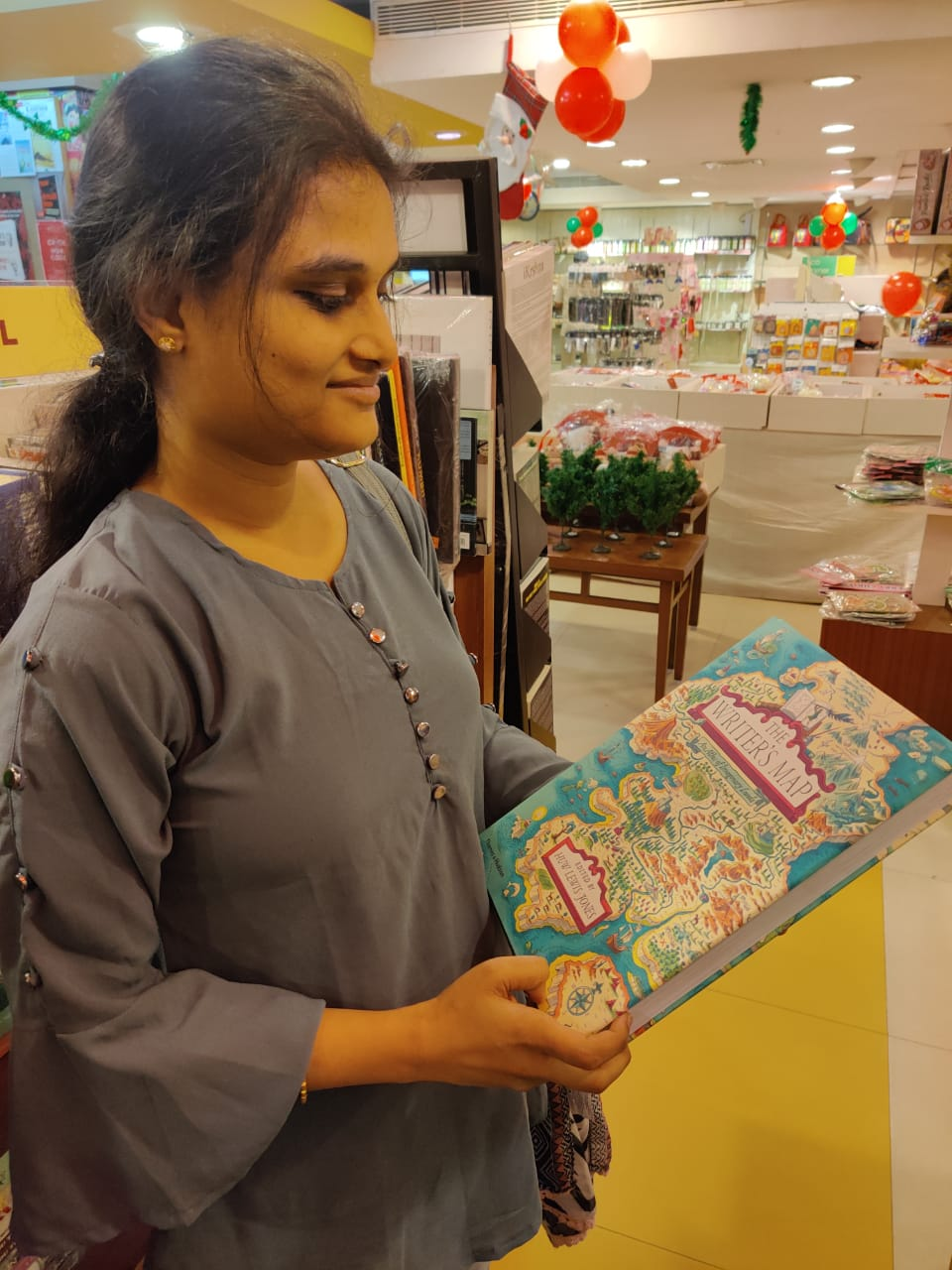 The Word-Enthusiast — Rupali Jeganathan