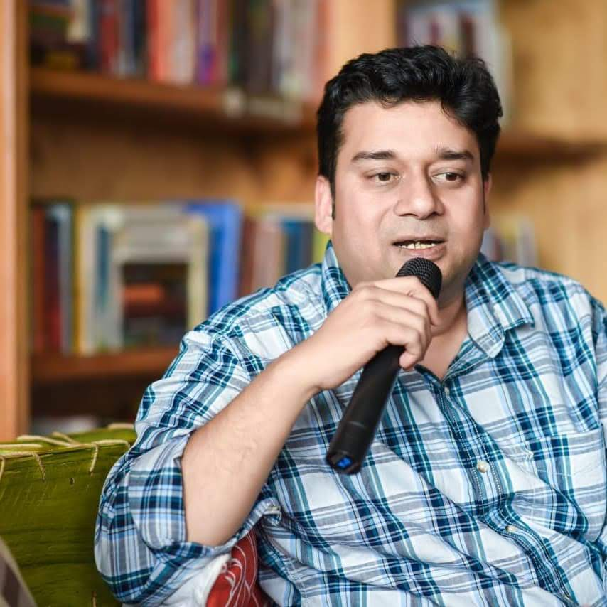 HIMANSHU RAI – The Rising Novelist