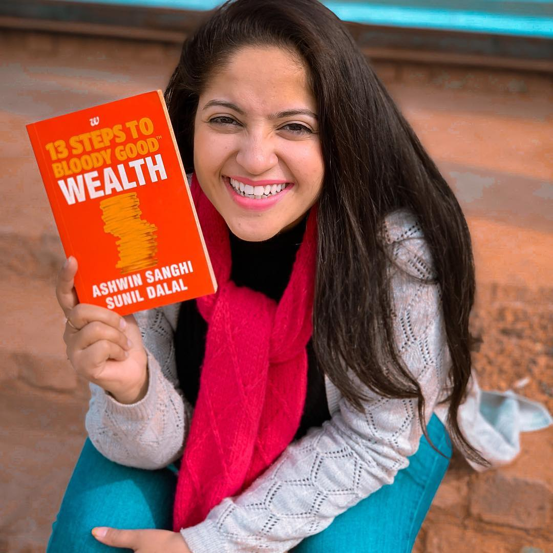 Manpreet Kaur – The First BookTuber of India