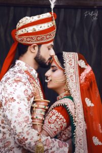 Read more about the article Yashika-Lockdown Wedding