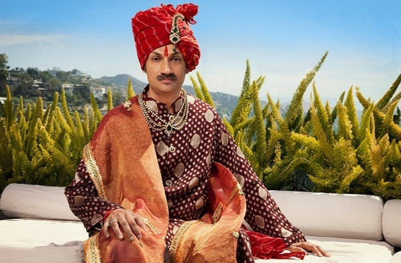Prince, who is a queen-Manvendra Singh Gohil