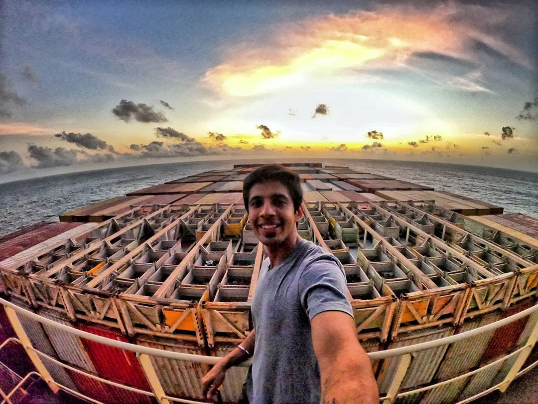Sailing the lengths and breadths of the world – Karanvir Nayyar