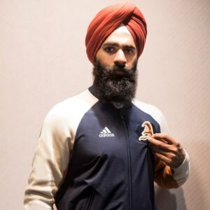 Read more about the article Running the extra mile  – Preet Singh