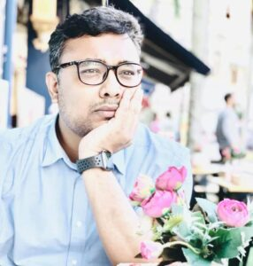 Read more about the article Gaurav Upadhyay-Poet's Odyssey