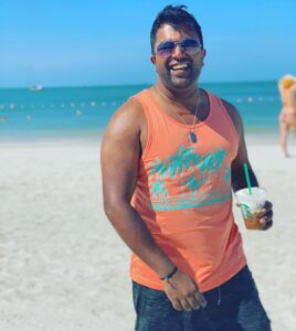 Read more about the article Nish Raj: Eat The Beat with