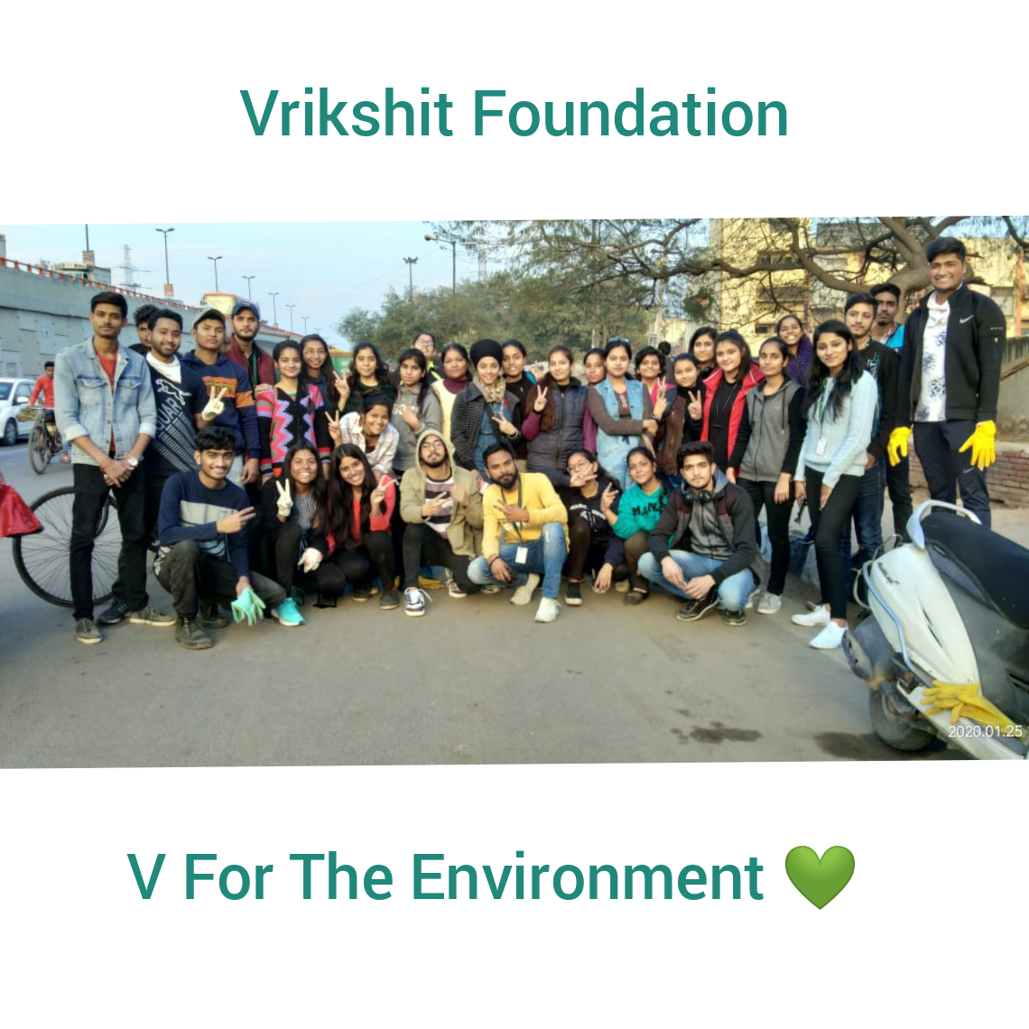 The Preserver Of Tomorrow, Vrikshit foundation