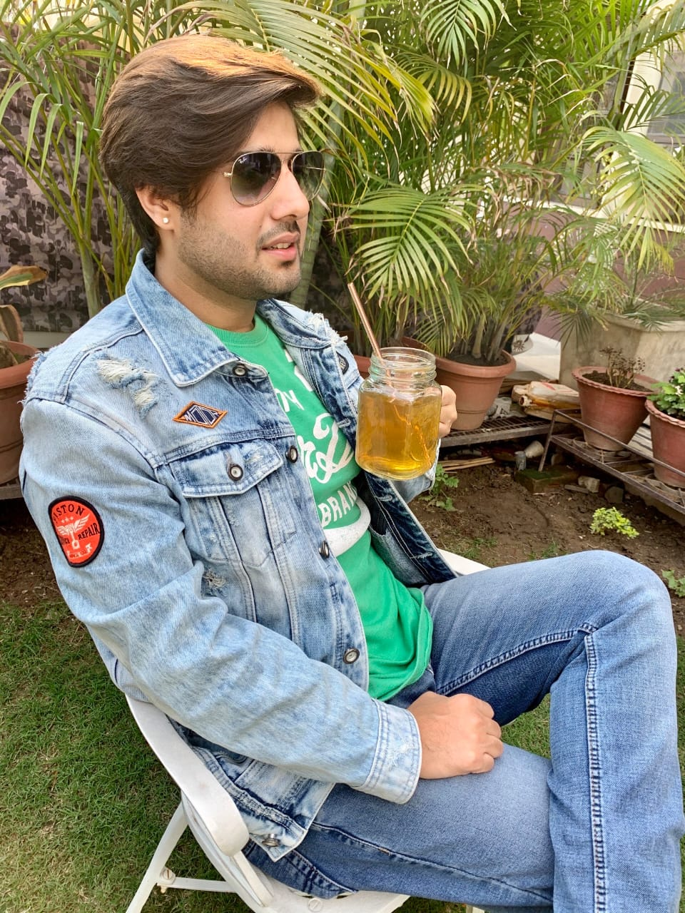 A Personal Risk! – Sidhant Kumaria