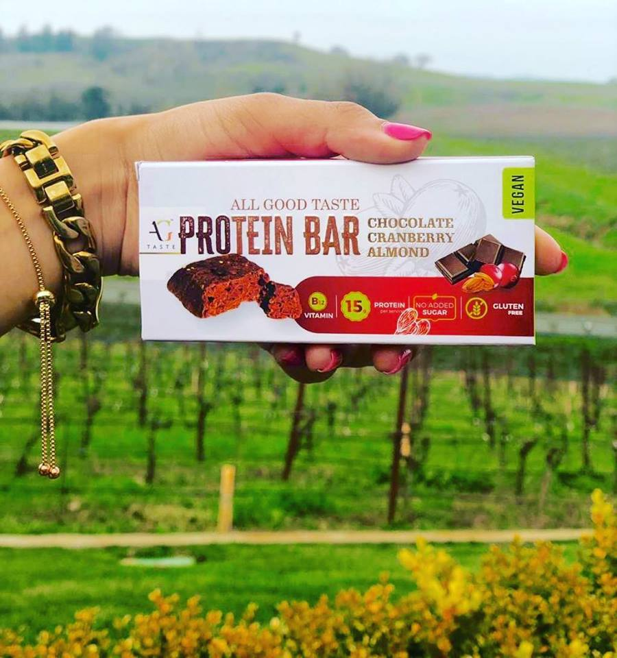 Healthy Snacking With AG Taste
