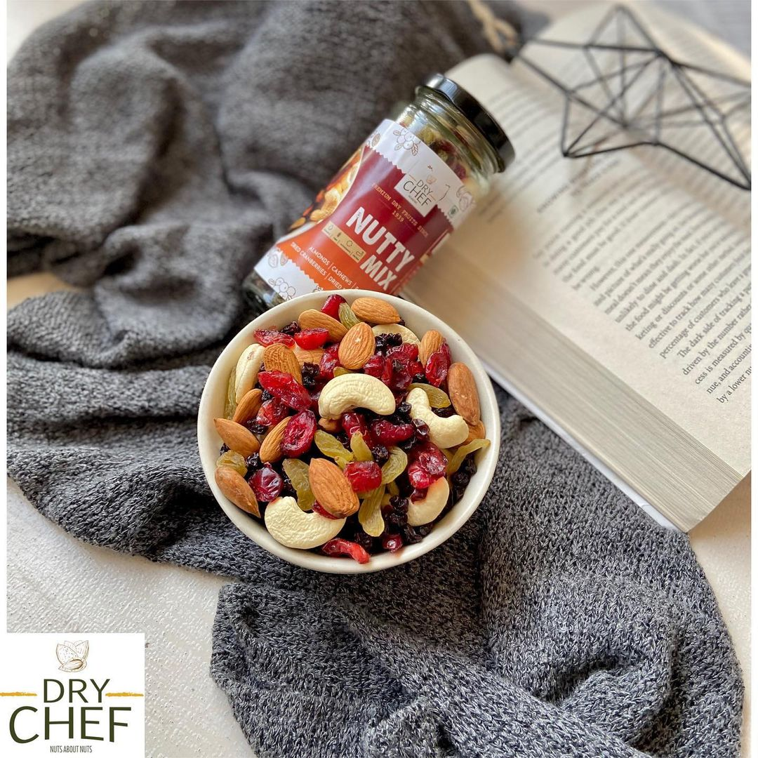 A Nut Nutritionist: Dry Chef