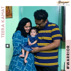 Read more about the article Teera – SMA Warrior