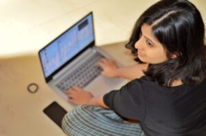 Read more about the article Anagha Bhat: Dreams, tears & much more
