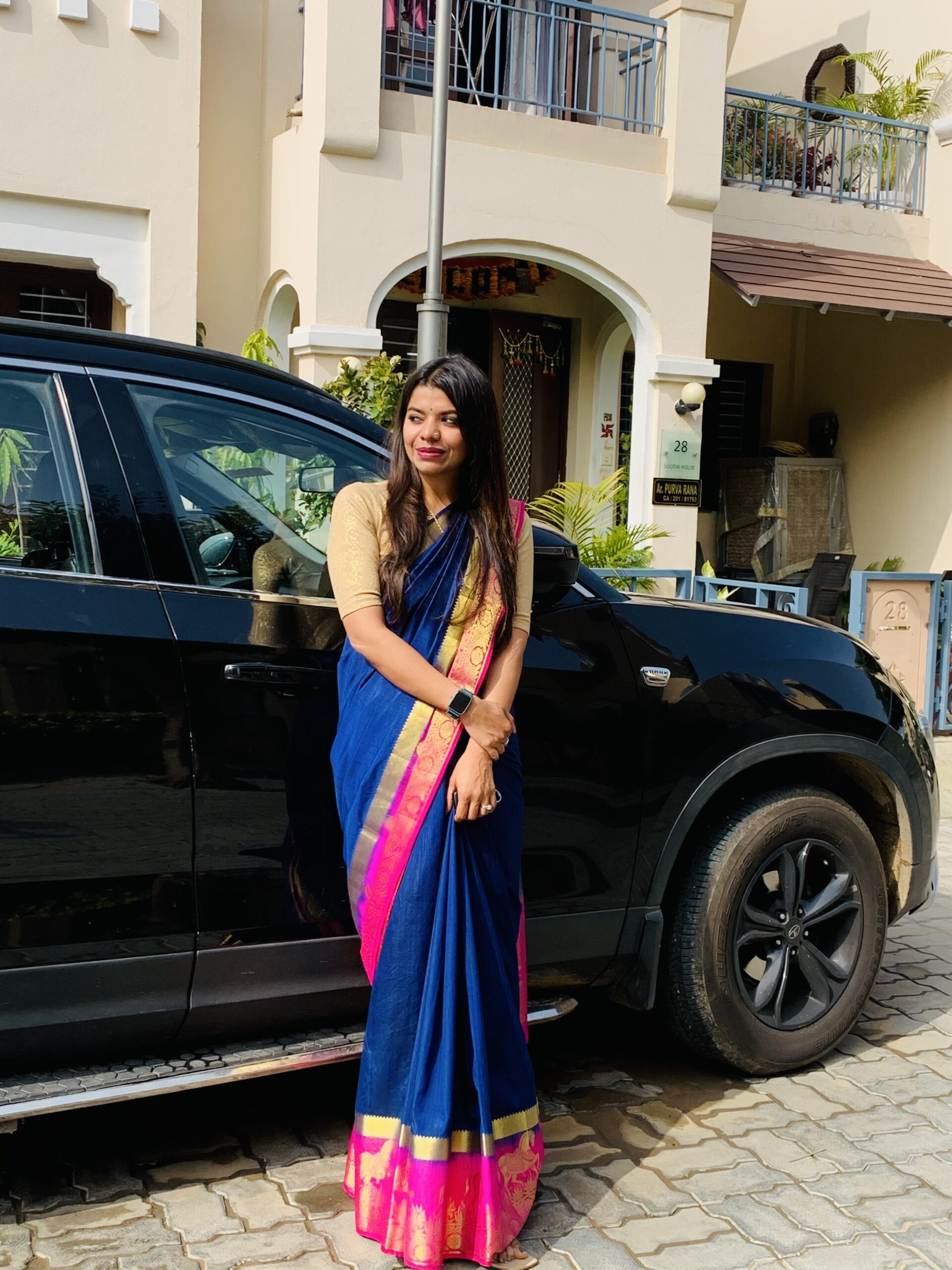 Purva Rana : Rising without flaws