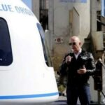 Trip to Space With Jeff Bezos