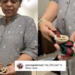 Ye toh DPS ka Belt Lag raha hai: Indian Mom on Gucci belt