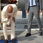 President Ram Nath Kovind Bows Down to His Native Village