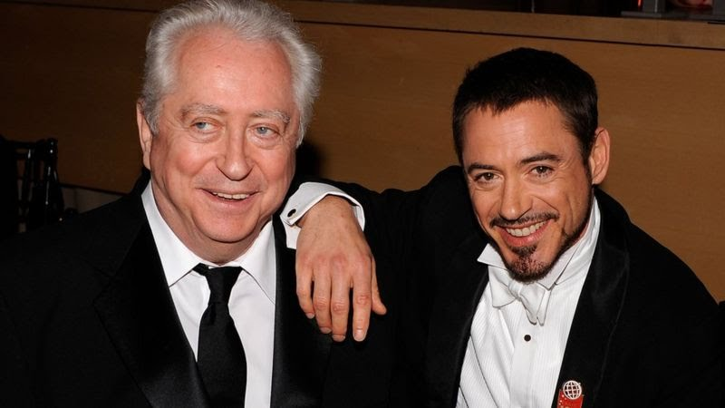 Robert Downey Jr. Writes an Emotional Note for Father