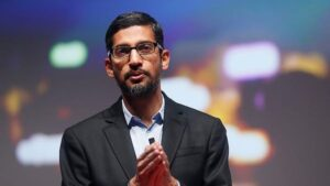 Read more about the article Sundar Pichai Hints at Threats to Free Internet