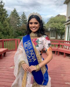 Read more about the article Vaidehi Dongre Credits Mother After Winning Miss India USA