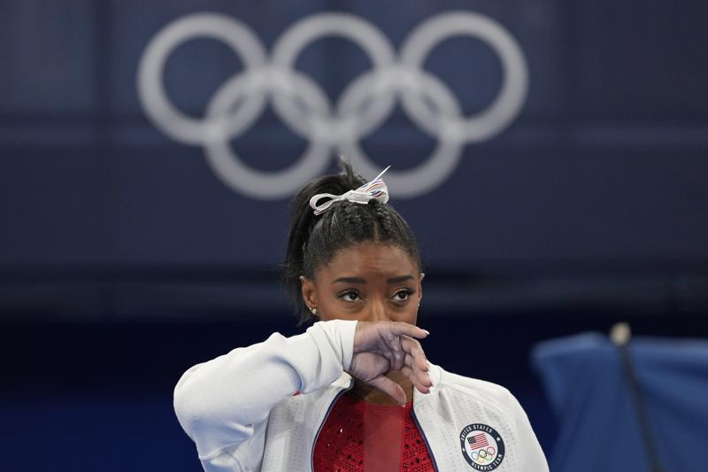 Simone Biles Withdraws from All-Around Final: Tokyo Olympics