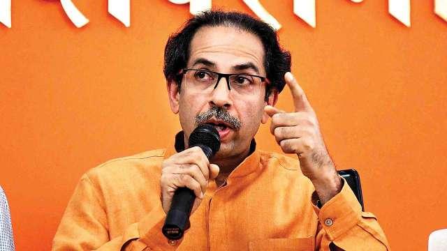 CM Uddhav Thackeray on doctors