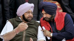 Read more about the article Navjot Singh Sidhu Appointed as Punjab Congress President