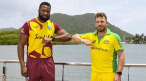 Read more about the article West Indies vs Australia: Match Highlights