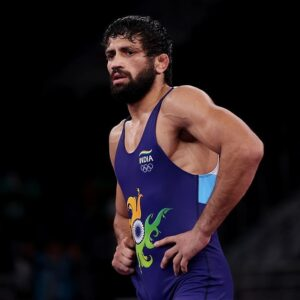 Read more about the article Ravi Kumar Dahiya Wins Silver Medal In Wrestling