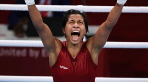 Read more about the article Lovlina Borgohain Wins Bronze in Boxing: Tokyo Olympics