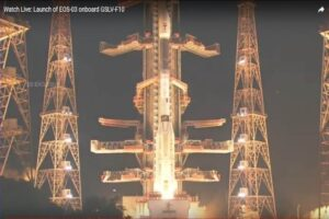 Read more about the article ISRO Witnesses GSLV-F10 Launch Failure