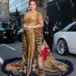 ONLY INDIAN TO ATTEND MET GALA: SUDHA REDDY
