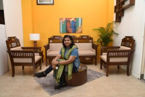 Read more about the article Suman Sonthalia: Refashioning Homes