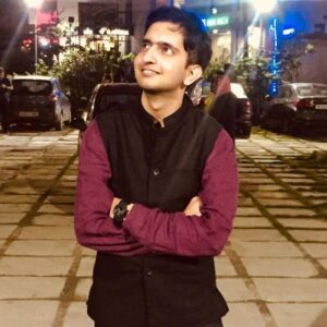 Read more about the article Utkarsh Shukla – The Guy Behind Mic