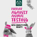 Bodyshop and its pact against animal cruelty