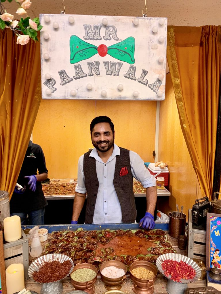 You are currently viewing Mehul Patel: World's Most Famous Paanwala