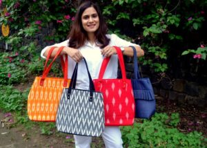 Read more about the article Surbhi Jain: Keeping up with sustainable fashion