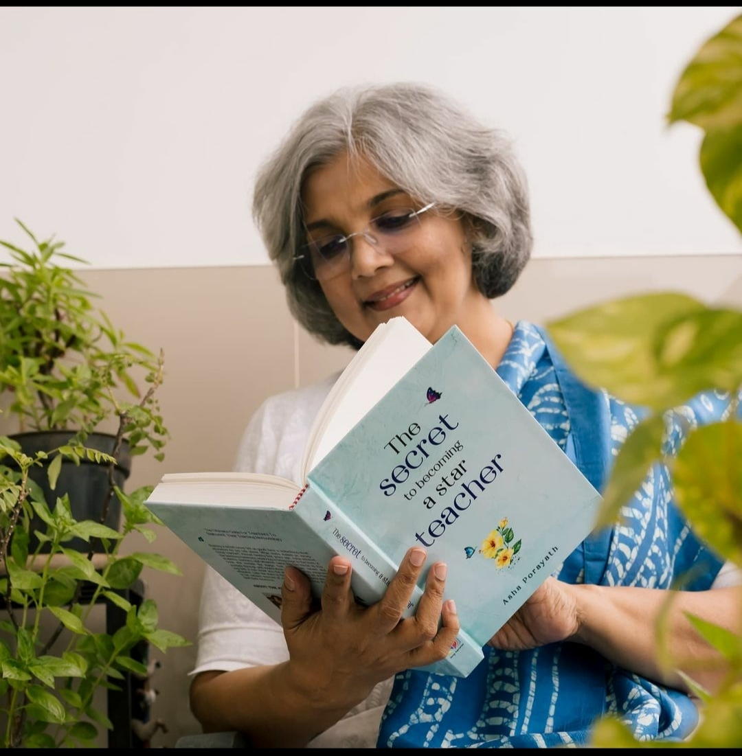 You are currently viewing Dr. Asha Porayath- Educator for life