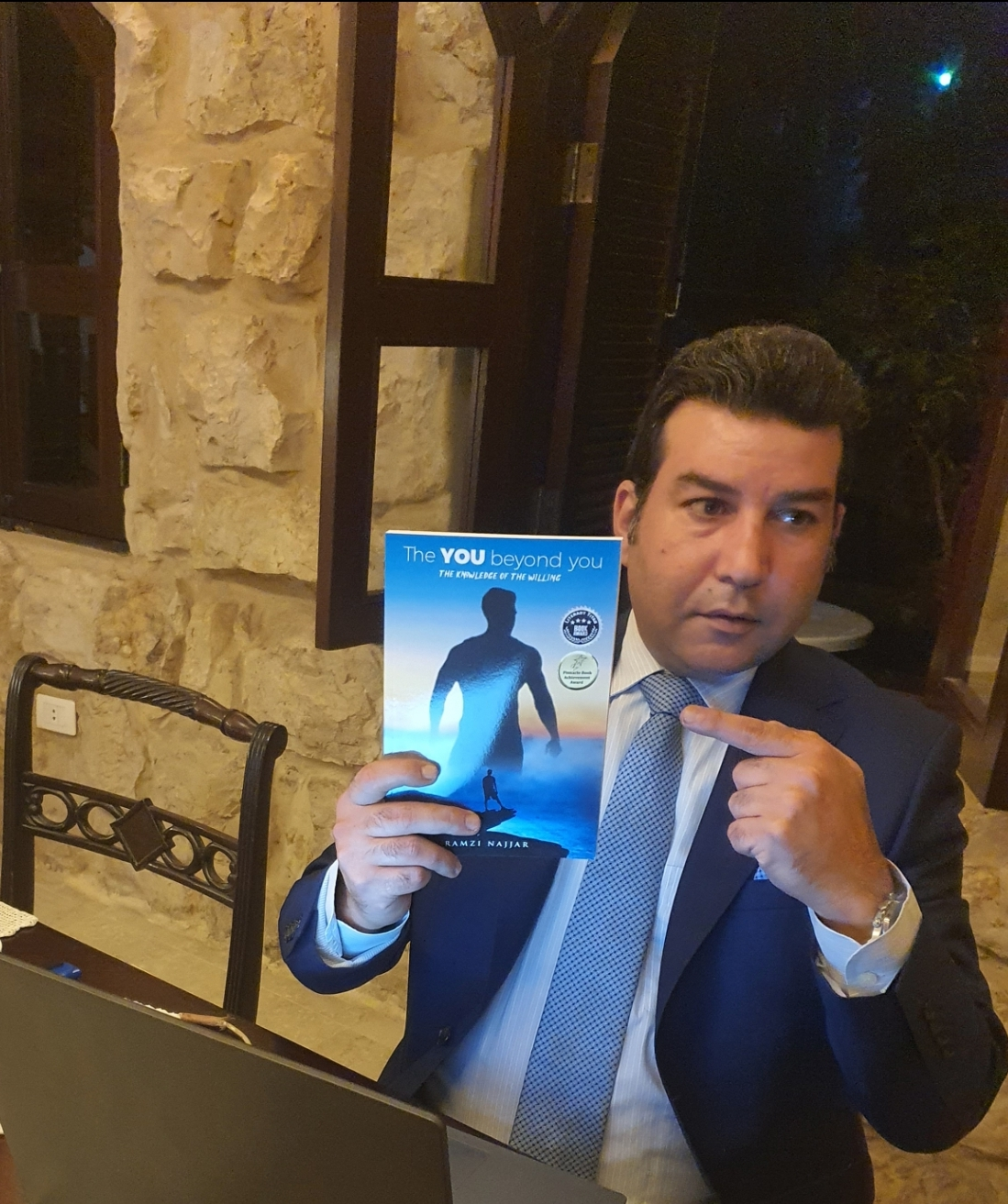 Read more about the article Ramzi Najjar: The You Beyond You
